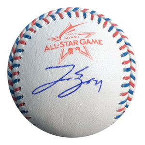 George Springer Signed 2017 All Star Game Baseball (JSA COA) Houston Astros - Top Notch Signatures LLC