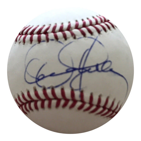 Dennis Eckersley Authentic Signed MLB Baseball - BOSTON RED SOX HOF - Top Notch Signatures LLC