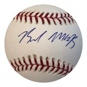 Brendan McKay Authentic Signed MLB Baseball -TAMPA BAY RAYS TOP PROSPECT - Top Notch Signatures LLC