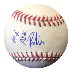 Royce Lewis Authentic Signed MLB Baseball (COA) 1st OVERALL PICK MINNESOTA TWINS