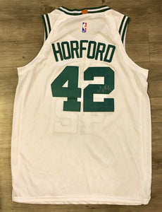 Al Horford Autographed Signed Boston Celtics White Basketball Jersey - Top Notch Signatures LLC