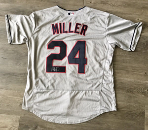 Andrew Miller Signed Cleveland Indians Jersey - Postseason All Star - Top Notch Signatures LLC