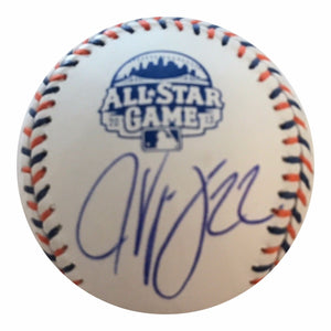 Jason Kipnis Signed 2013 All Star Game Baseball - Cleveland Indians - Top Notch Signatures LLC