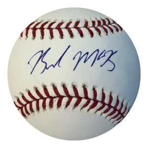 Brendan McKay Authentic Signed MLB Baseball - TAMPA BAY RAYS TOP PROSPECT - Top Notch Signatures LLC