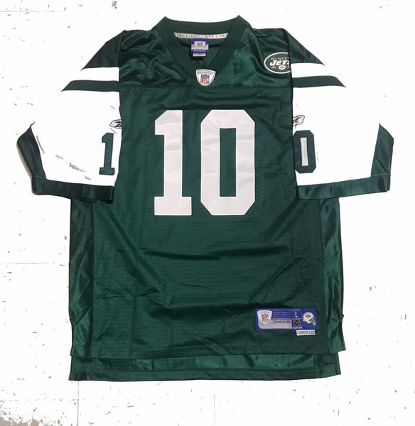 Chad Pennington Authentic Signed New York Jets Jersey (COA) PLAYOFFS - Top Notch Signatures LLC