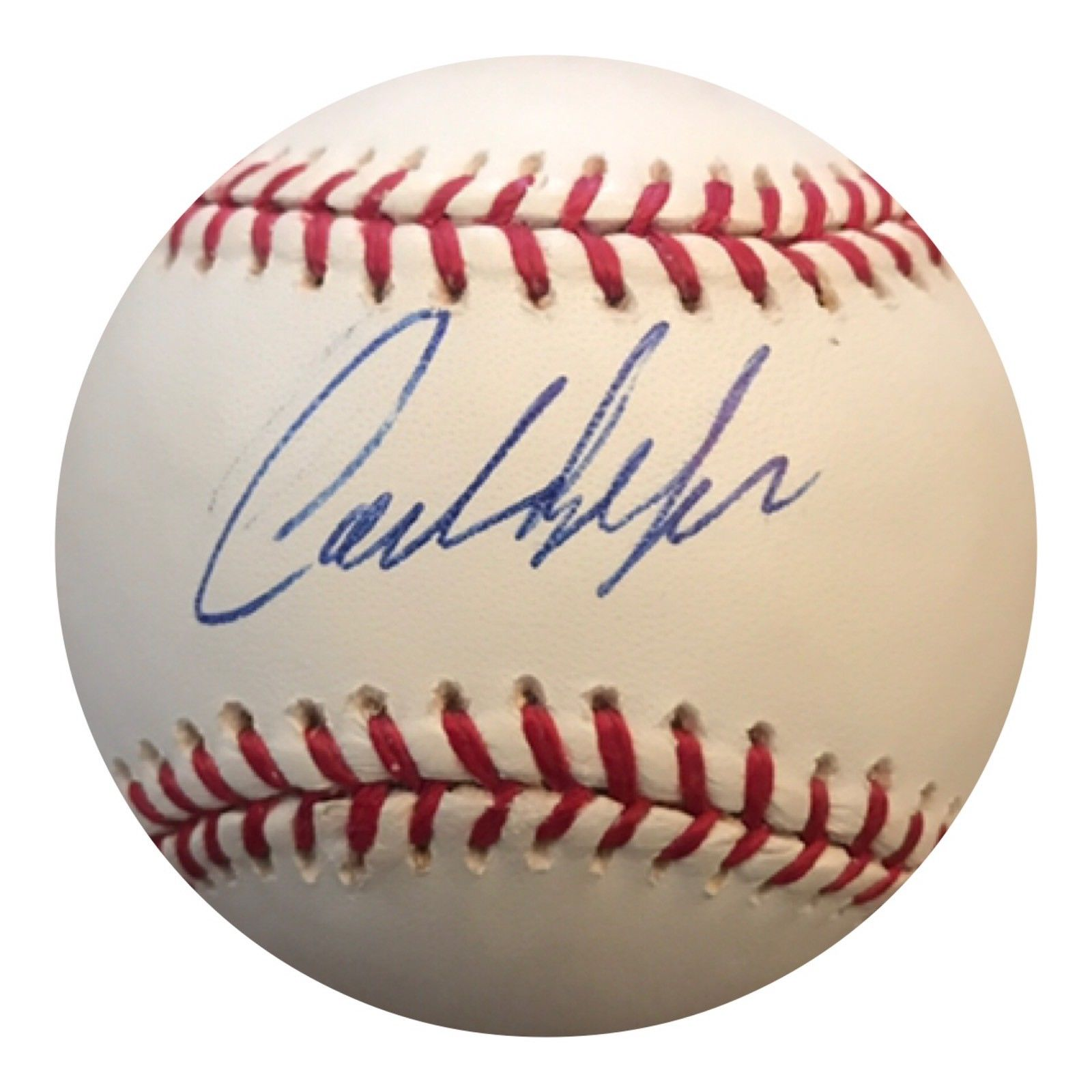 Carlos Delgado Authentic Signed MLB Baseball - TORONTO BLUE JAYS ALL STAR - Top Notch Signatures LLC