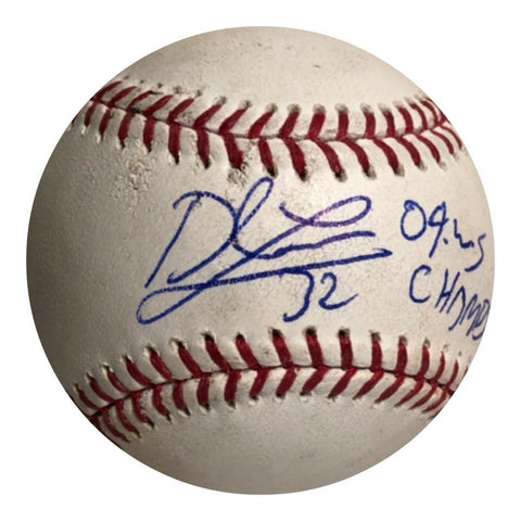 Derek Lowe Authentic Signed GU MLB Baseball - No Hitter Insc. Boston Red Sox - Top Notch Signatures LLC