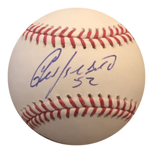 Yoenis Cespedes Authentic Signed MLB Baseball (COA) NEW YORK METS ALL STAR