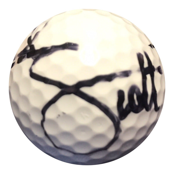 Adam Scott Authentic Signed Masters Golf Ball - MASTERS CHAMPION - Top Notch Signatures LLC