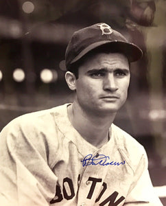 Bobby Doerr Authentic Signed 8x1o Photo - BOSTON RED SOX HOF ALL STAR - Top Notch Signatures LLC