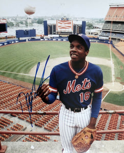 "Dwight ""Doc"" Gooden Authentic Signed 8x10 Photo - New York Mets All Star - Top Notch Signatures LLC"