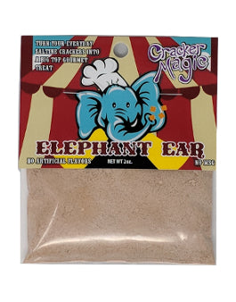Elephant Ear Cracker Magic