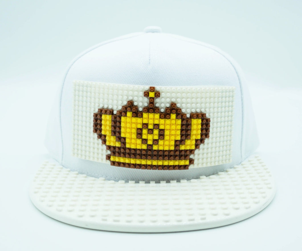 KING'S CROWN SNAPBACK
