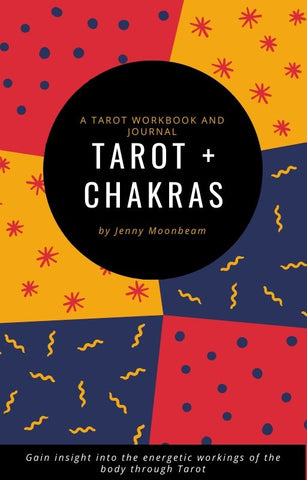 Tarot + The Chakras Mini Workbook