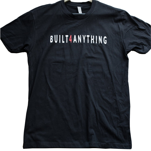 Built4Anything Short Sleeve Tee