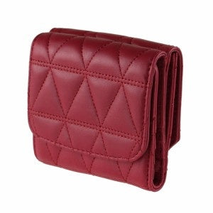 cdcac6440246 MICHAEL KORS Vivianne Trifold Coin Leather Wallet - LuxSAR