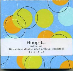 4x4 Hoop-La Collection