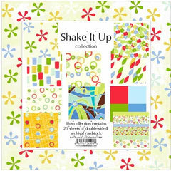 8 x 8 Shake It Up Collection