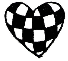 Checkerboard Heart