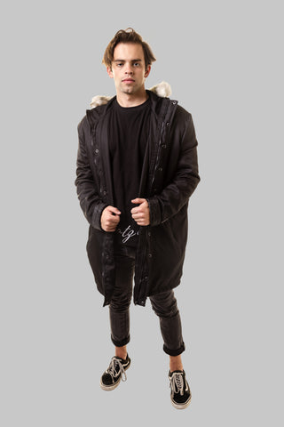 Christopher Walking Örigins Winter Jacket