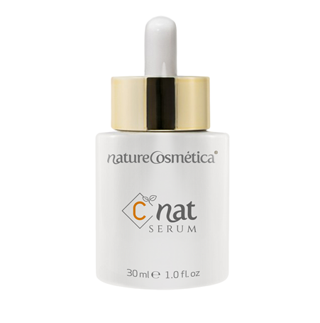 C-nat Serum Bottle