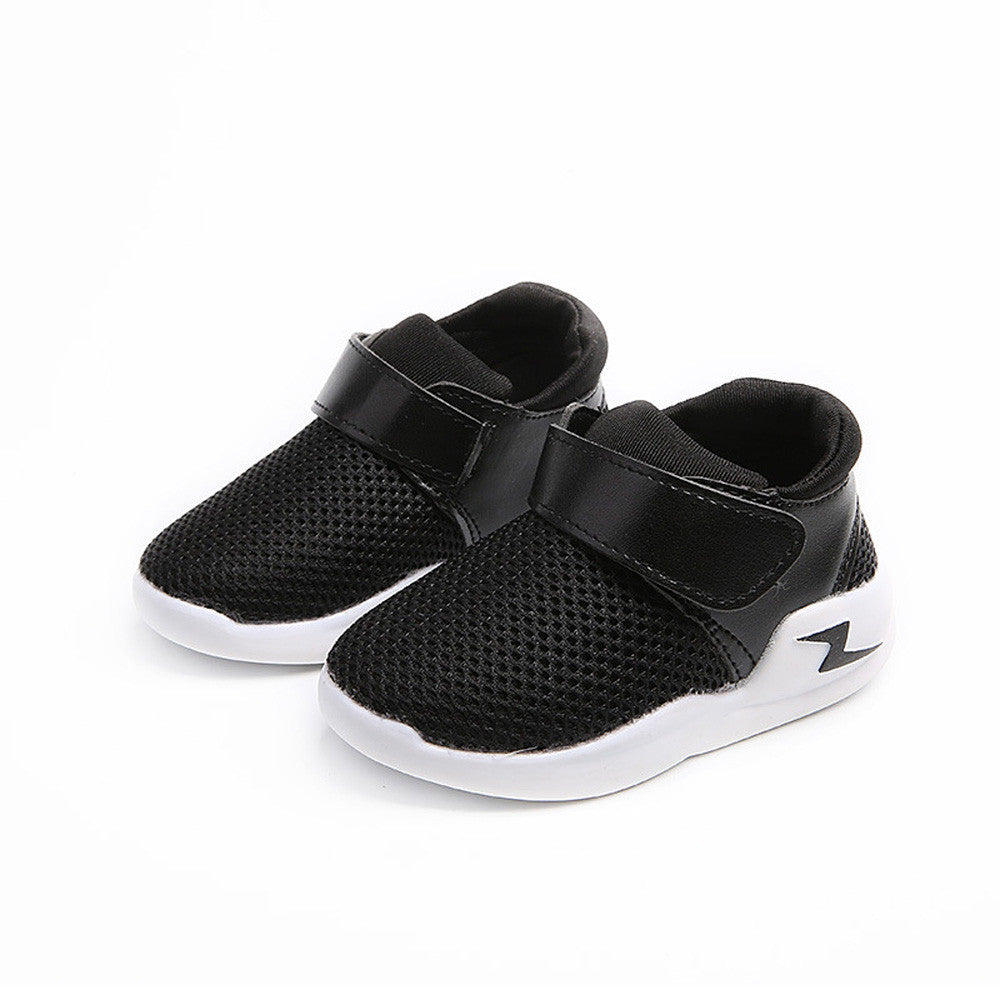 Boys and Girls Breathable Sporty Non-slip Sneakers