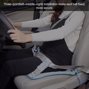 Pregnant Womens Soft and Breathable Car Seat Cushion