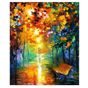 Diamond Painting-5D Full Drill Impressionist Style