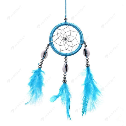 Dream Catcher-Monocyclic Teeth Catcher Wall Hang Home Car Decor Craft