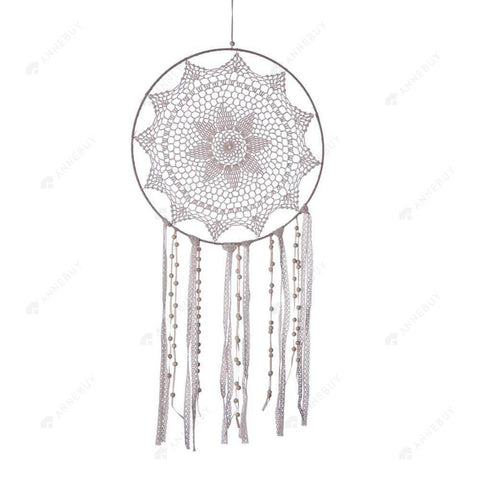Dream Catcher-Tassel Lace Catcher Wall Hang Home Car Decor Craft