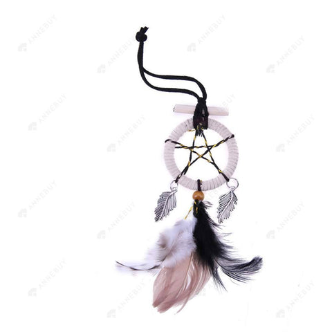 Dream Catcher-Mini Catcher Feather Home Decor Pendant