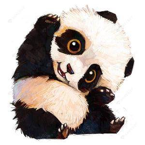 Diamond Painting-5D Full Drill Pandas