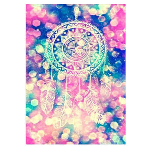 Diamond Painting-5D Full Drill Dream catcher