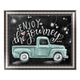 Diamond Painting-Partial Drill Blackboard Green Car