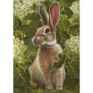 Diamond Painting-5D Full Round Drill Rabbit