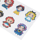 Diamond Painting Stickers-5D Full Round Drill Disney Princess