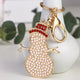 DIY Diamond Painting Keychain-1pc Snowman