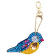 DIY Diamond Painting Keychain-4pcs/set Full Drill Crystal Rhinestones Birds