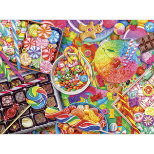 Diamond Painting-5D Full Square Drill Candy World