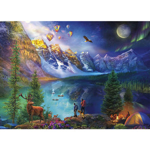 Diamond Painting-5D Full Square Drill Beautiful Scenery