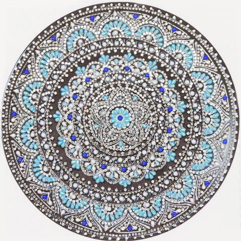 Diamond Painting-DIY Crystal Rhinestone Pattern Mandala