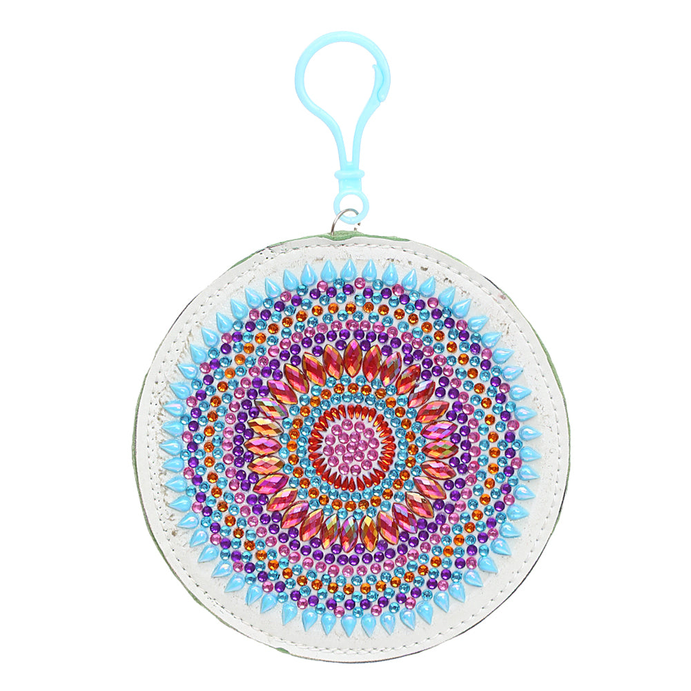 DIY Special Shaped Diamond Painting Mandala Wallet Embroidery Coin Purse