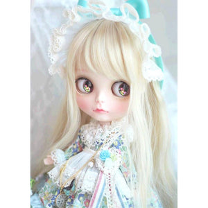 Diamond Painting-5D Full Round Drill Cute Doll
