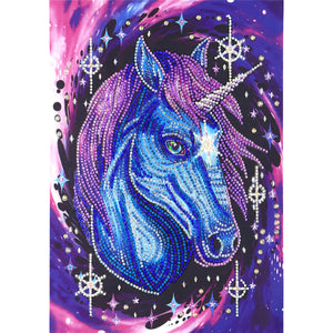 Diamond Painting-DIY Crystal Rhinestone Horse
