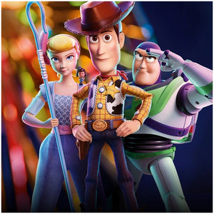 Diamond Painting-5D Full Round Drill Toy Story