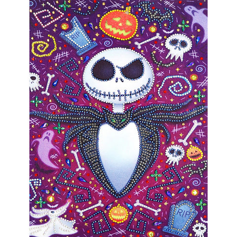 Diamond Painting-DIY Crystal Rhinestone Halloween