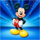 Diamond Painting-5D Full Round Drill  Mickey Mouse