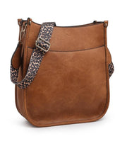 CHLOE Pocket Crossbody-WARM GREY