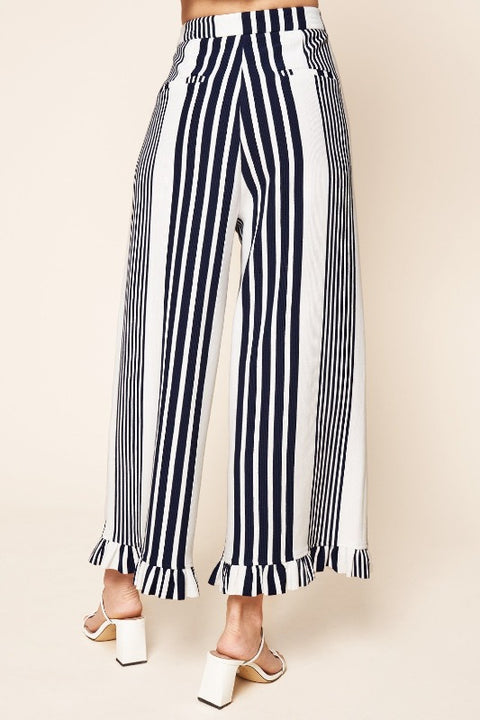 GIA Striped Pants