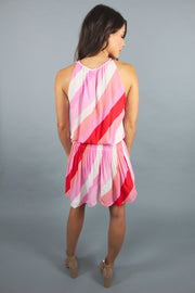 'KAYCE' Stripe Dress